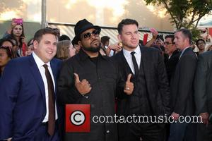 Jonah Hill, Ice Cube and Channing Tatum