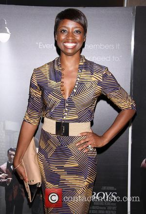 Montego Glover - Jersey Boys New York Special Screening held at the Paris Theatre - Arrivals. - New York, New...