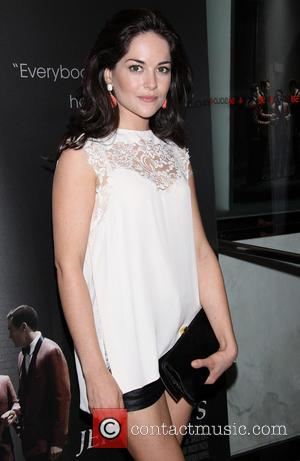 Sarah Greene - Jersey Boys New York Special Screening held at the Paris Theatre - Arrivals. - New York, New...