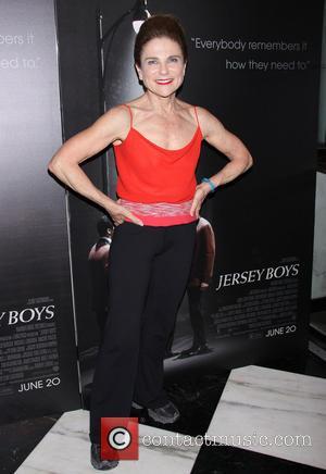 Tovah Feldshuh - Jersey Boys New York Special Screening held at the Paris Theatre - Arrivals. - New York, New...
