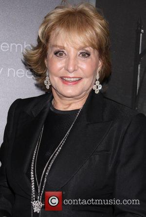 Barbara Walters - Jersey Boys New York Special Screening -...