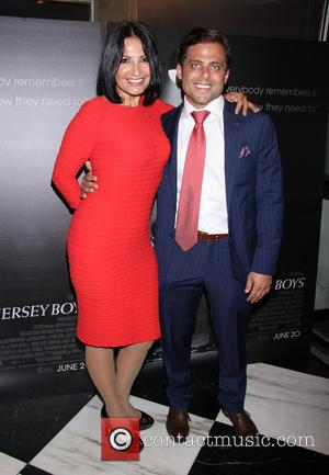 Kathrine Narducci and Joseph Russo