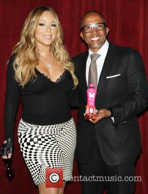 Mariah Carey and Creative Director Kevin Liles