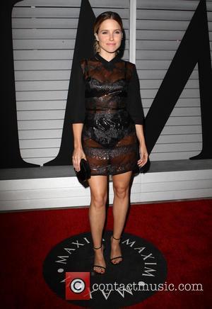 Sophia Bush - MAXIM Hot 100 Celebration Event - West Hollywood, California, United States - Tuesday 10th June 2014