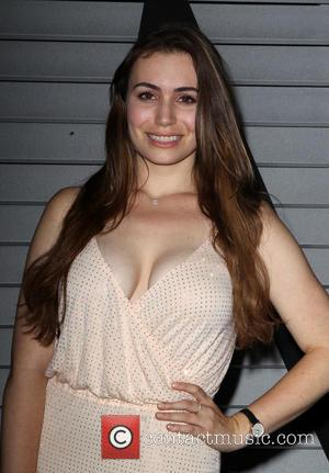 Sophie Simmons - MAXIM Hot 100 Celebration Event - West Hollywood, California, United States - Tuesday 10th June 2014