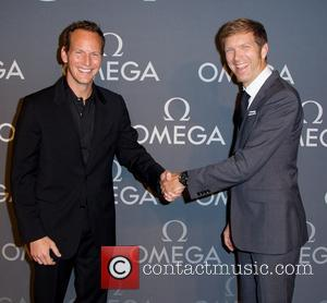 Patrick Wilson - OMEGA Speedmaster Dark Side of the Moon launch event at Cedar Lake - New York City, New...
