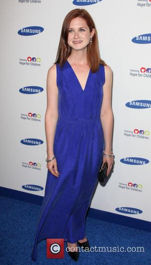 Bonnie Wright - 13th Annual Samsung Hope For Children Gala at Cipriani Wall Street - Arrivals - New York City,...