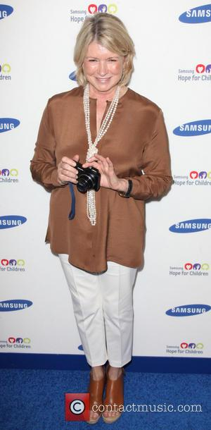 Martha Stewart - 13th Annual Samsung Hope For Children Gala at Cipriani Wall Street - Arrivals - New York City,...