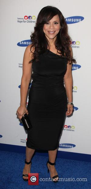 Rosie Perez - 13th Annual Samsung Hope For Children Gala at Cipriani Wall Street - Arrivals - New York City,...