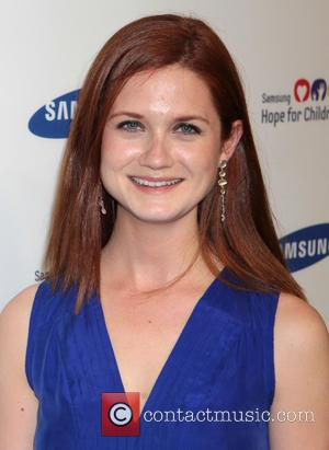 Bonnie Wright - Samsung Hope For Children Gala held at Cipriani Wall Street - Arrivals - New York City, New...