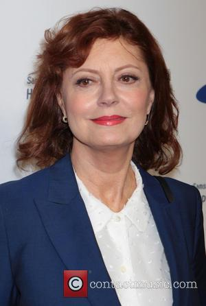 Susan Sarandon - Samsung Hope For Children Gala held at Cipriani Wall Street - Arrivals - New York City, New...