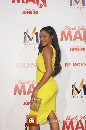 Keke Palmer - Film Premiere Think Like A Man Too - Los Angeles, California, United States - Tuesday 10th June...