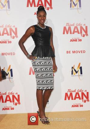 Lisa Leslie - 'Think Like A Man Too' Los Angeles premiere at the TCL Chinese Theater in Hollywood - Arrivals...