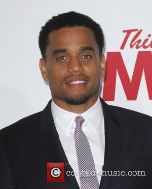 Michael Ealy - 'Think Like A Man Too' Los Angeles premiere at the TCL Chinese Theater in Hollywood - Arrivals...