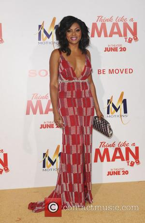 Taraji P. Henson - 'Think Like A Man Too' Los Angeles premiere at the TCL Chinese Theater in Hollywood -...