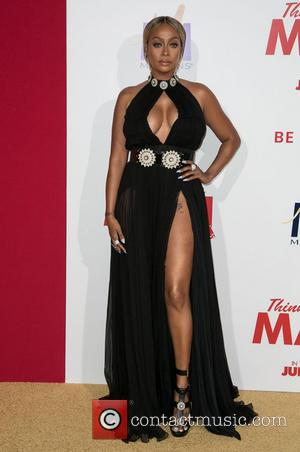 La La Anthony - Celebrities attend \Think Like A Man Too\ - Los Angeles Premiere at TCL Chinese Theater in...