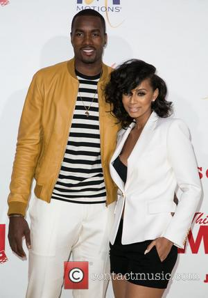 Samuel Soba and Keri Hilson - Celebrities attend \Think Like A Man Too\ - Los Angeles Premiere at TCL Chinese...