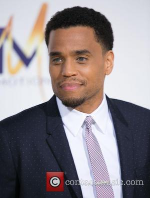 Michael Ealy - Celebrities attend \Think Like A Man Too\ - Los Angeles Premiere at TCL Chinese Theater in Hollywood....