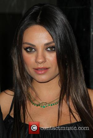 Mila Kunis Admits Ashton Kutcher's Proposal Was