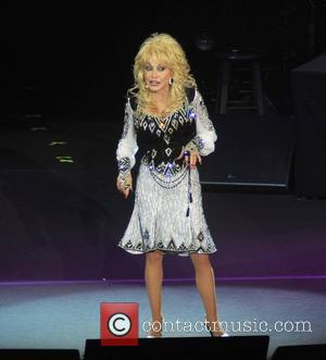 Dolly Parton - Queen of country music, Dolly Parton performing live on stage at the O2 Dublin - Dublin, Ireland...