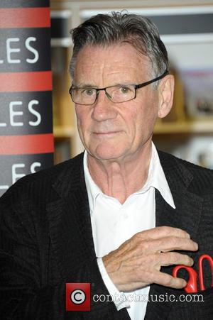 Michael Palin - Michael Palin opens the Travel section in the new Foyles book store in London - London, United...