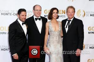Nick Wechshler, Sas Prince Albert Ii Of Monaco, Ana Ortiz, Jeff Perry - Fee Liable Image, Copyright © Atp Carpico Thierry