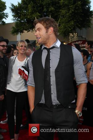 Kellan Lutz - '22 Jump Street' premiere at the Regency Village Theatre - Westwood, California, United States - Wednesday 11th...