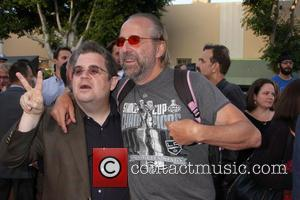 Patton Oswalt and Peter Stormare