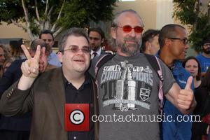 Patton Oswalt and Peter Stormare - '22 Jump Street' premiere at the Regency Village Theatre - Westwood, California, United States...