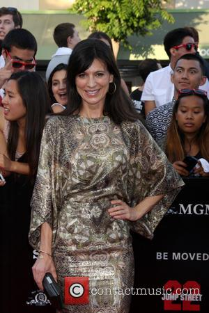 Perrey Reeves - '22 Jump Street' premiere at the Regency Village Theatre - Westwood, California, United States - Wednesday 11th...