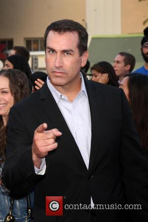 Rob Riggle - '22 Jump Street' premiere at the Regency Village Theatre - Westwood, California, United States - Wednesday 11th...