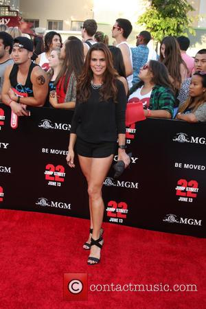 Rosa Blasi - '22 Jump Street' premiere at the Regency Village Theatre - Westwood, California, United States - Wednesday 11th...