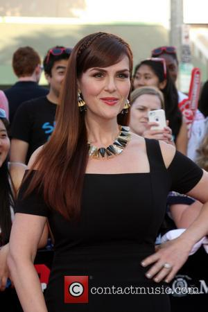 Sara Rue - '22 Jump Street' premiere at the Regency Village Theatre - Westwood, California, United States - Wednesday 11th...