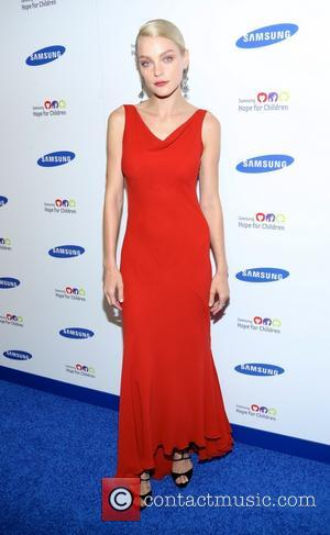 Jessica Stam - Samsung Hope For Children Gala 2014 - Arrivals - New York, New York, United States - Wednesday...