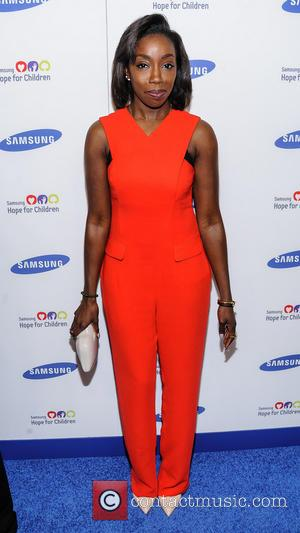 Estelle - Samsung Hope For Children Gala hled at Cipriani Wall St - Arrivals - New York, New York, United...