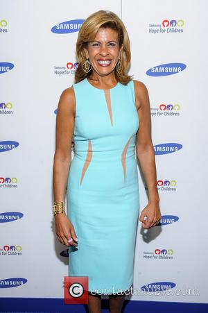 Hoda Kotb - Samsung Hope For Children Gala hled at Cipriani Wall St - Arrivals - New York, New York,...