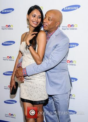Russell Simmons - Samsung Hope For Children Gala hled at Cipriani Wall St - Arrivals - New York, New York,...