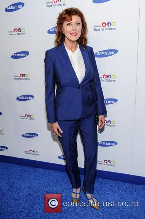 Susan Sarandon - Samsung Hope For Children Gala hled at Cipriani Wall St - Arrivals - New York, New York,...