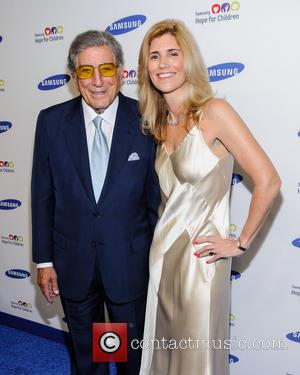 Tony Bennett - Samsung Hope For Children Gala hled at Cipriani Wall St - Arrivals - New York, New York,...