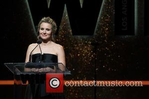 Kristen Bell - The 2014 Crystal + Lucy Awards Show at Hyatt Regency Century Plaza - Los Angeles, California, United...