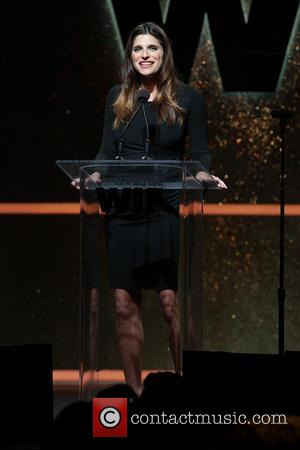 Lake Bell - The 2014 Crystal + Lucy Awards Show at Hyatt Regency Century Plaza - Los Angeles, California, United...