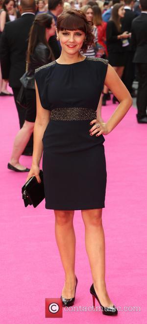 Annabel Scholey - 'Walking On Sunshine' premiere at the Vue Cinemas in London - Arrivals - London, United Kingdom -...