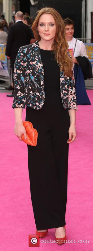 Olivia Hallinan - 'Walking On Sunshine' premiere at the Vue Cinemas in London - Arrivals - London, United Kingdom -...