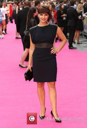 Annabel Scholey - U.K. premiere of 'Walking on Sunshine' held at the Vue cinema - Arrivals - London, United Kingdom...