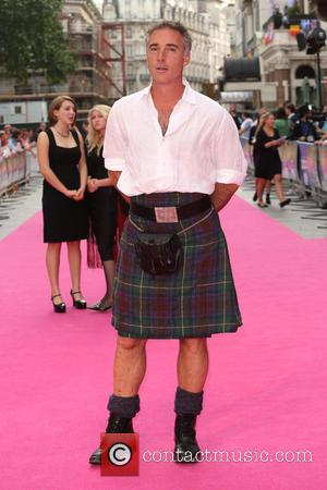Greg Wise - U.K. premiere of 'Walking on Sunshine' held at the Vue cinema - Arrivals - London, United Kingdom...