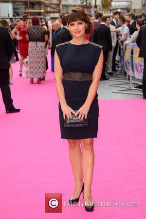 Annabel Scholey - Walking On Sunshine - UK film premiere - ArrivalsWhere: London, United KingdomWhen: 11 June 2014 - London,...