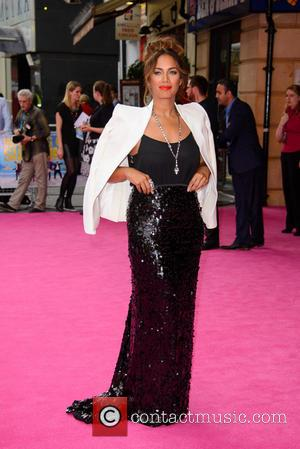 Leona Lewis - Walking On Sunshine - UK film premiere - ArrivalsWhere: London, United KingdomWhen: 11 June 2014 - London,...