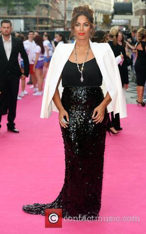 Leona Lewis - U.K. premiere of 'Walking on Sunshine' held at the Vue Cinemas - Arrivals - London, United Kingdom...