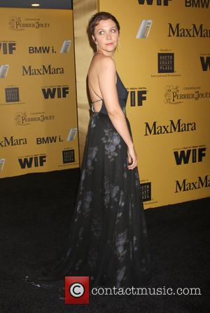 Maggie Gyllenhaal - Women In Film 2014 Crystal + Lucy...