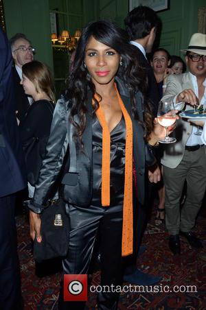 Sinitta - Aston Martin SS15 collection by Bespoke HQ - Launch Party at L'Escargot London - London, France - Thursday...